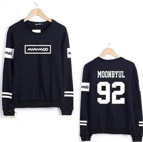 Kpop Merchandise Online 🇰🇷 Clothing Mamamoo Premium Sweater