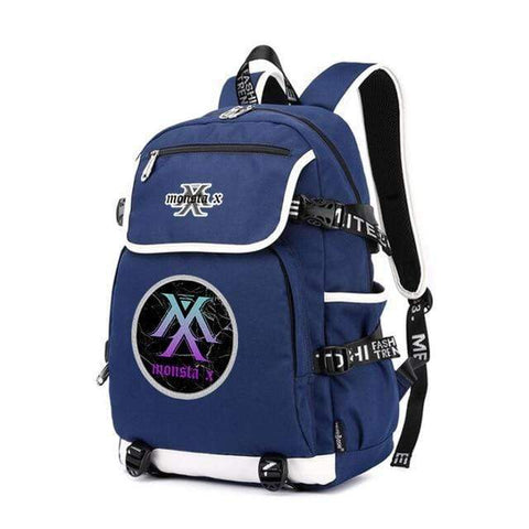 Kpop Merchandise Online Accessories Monsta X Backpack
