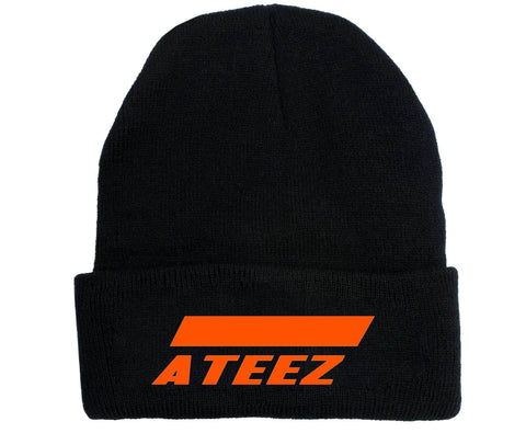 K-pop Fashion OFFICIAL ATEEZ Knitted Hat