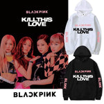 PartyPartyGo OFFICIAL Blackpink KILL THIS LOVE Printed Hoodie