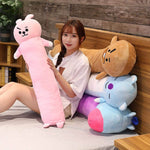 Official Kpop Merchandise Online 🥇 Toys Official BT21 Long Pillow