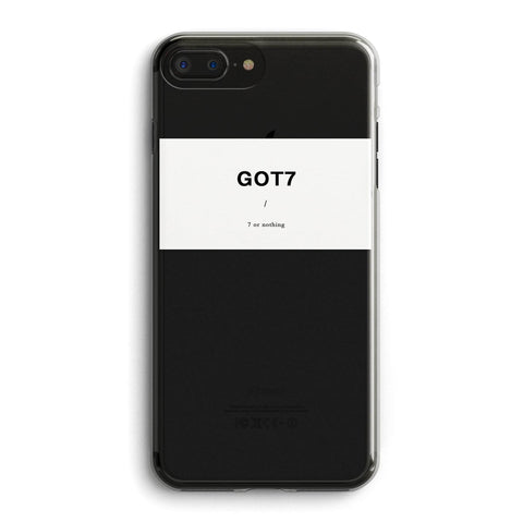K-pop Fashion OFFICIAL GOT7  Phone Case