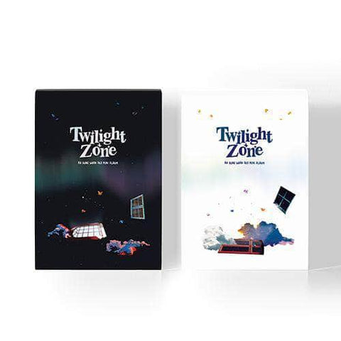 Apple Music Official Kpop Albums OFFICIAL  HA SUNG WOON - 3RD MINI ALBUM [TWILIGHT ZONE]