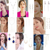 K Stuff Shop OFFICIAL Her Private Life Park Min Young Earrings