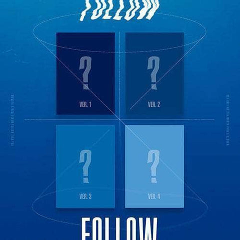 "Apple Music Official Kpop Albums OFFICIAL MONSTA X - MINI ALBUM ""FOLLOW"" : FIND YOU"
