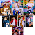 K-pop Fashion OFFICIAL  NCT DREAM 18 sheets Card Stickers