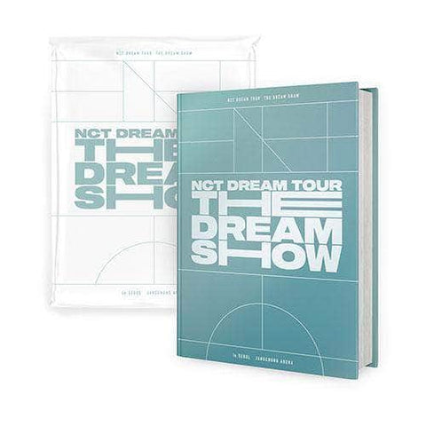 "Apple Music Official Kpop Albums OFFICIAL  NCT DREAM - PHOTO BOOK + LIVE ALBUM [NCT DREAM TOUR ""THE DREAM SHOW""]"