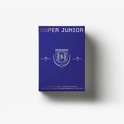 Apple Music Official Kpop Albums OFFICIAL  [PRE-ORDER] SUPER JUNIOR - 2021 SEASON'S GREETINGS