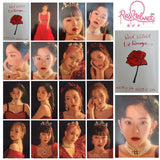 K-pop Fashion OFFICIAL Red Velvet 16 Sheets La Rouge Lomo Card