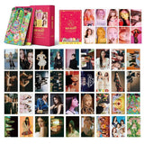 K-pop Fashion OFFICIAL  Red Velvet 54 Sheets Lomo Cards