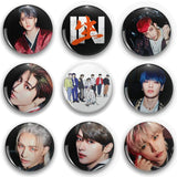 K-pop Fashion OFFICIAL Stray Kids IN LIFE Album Badge