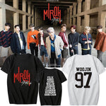 K-pop Fashion OFFICIAL Stray kids MIROH T shirt