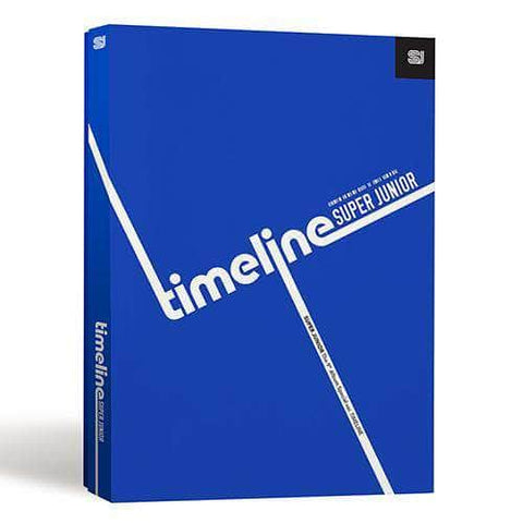 Apple Music Official Kpop Albums OFFICIAL SUPER JUNIOR - 9TH ALBUM SPECIAL VERSION [TIMELINE]