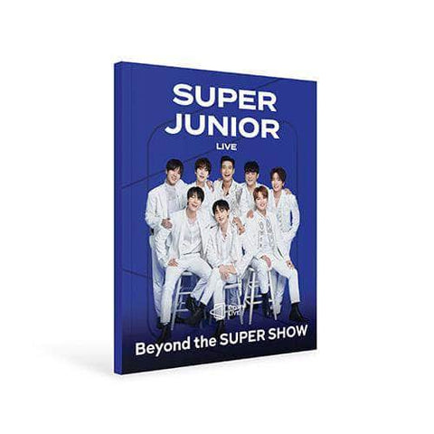 Apple Music Official Kpop Albums OFFICIAL  SUPER JUNIOR - BEYOND LIVE BROCHURE [BEYOND THE SUPER SHOW]