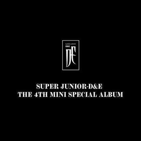 Apple Music Official Kpop Albums OFFICIAL  SUPER JUNIOR D&E - 4TH MINI SPECIAL ALBUM [THE 4TH SPECIAL ALBUM]