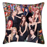 K-pop Fashion OFFICIAL TWICE I CAN'T STOP ME Pillow
