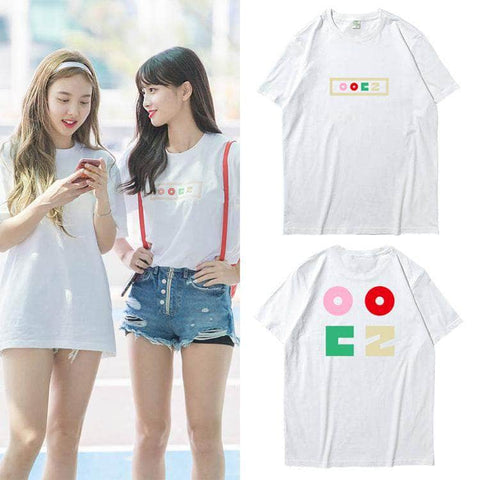K-pop Fashion OFFICIAL TWICE OOCZ T shirt