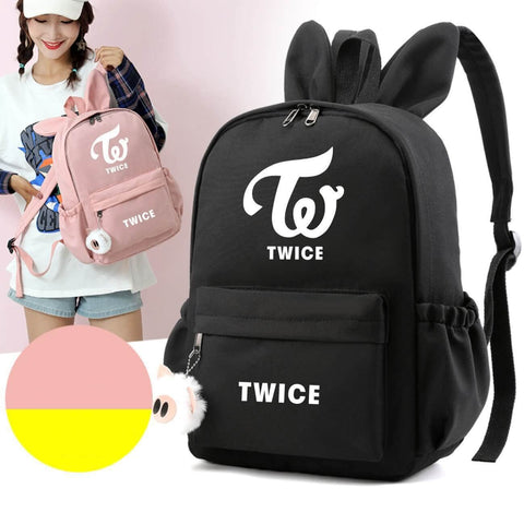 PartyPartyGo OFFICIAL TWICE Rabbit Ears Backpack