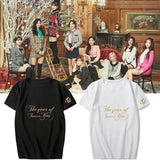 K-pop Fashion OFFICIAL TWICE The year of Yes T shirt