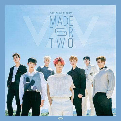 Apple Music Official Kpop Albums OFFICIAL  VAV - 6TH MINI ALBUM [MADE FOR TWO]