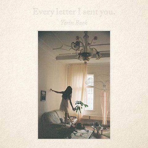Apple Music Official Kpop Albums OFFICIAL YERIN BAEK - EVERY LETTER I SENT YOU.