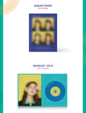 Apple Music Official Kpop Albums ROTHY - 2ND MINI ALBUM [COLOR OF ROTHY]