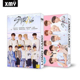 Kpop Merchandise Online Photocards STRAY KIDS Photo Album Lomo Card