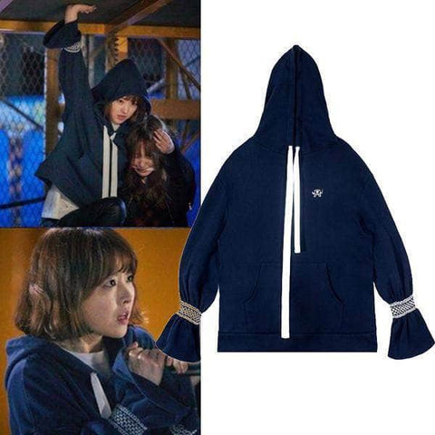 IDOLS FASHION HOODIE STRONG WOMAN DO BONG SOON PARK BO YOUNG YY HOODIE