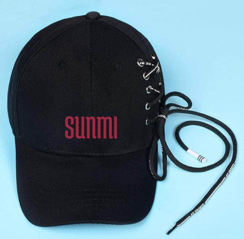 Official Kpop Merchandise Online 🥇 Clothing Sunmi Ropped Hat
