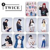 K-pop Fashion TWICE 10 Sheets Crystal Stickers