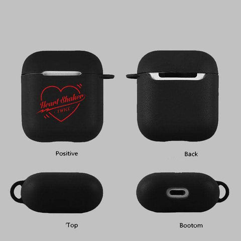 K-pop Fashion TWICE Airpods1/2 Vharging Box Protective Case