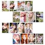 K-pop Fashion TWICE  MORE & MORE 16 sheets Lomo Cards
