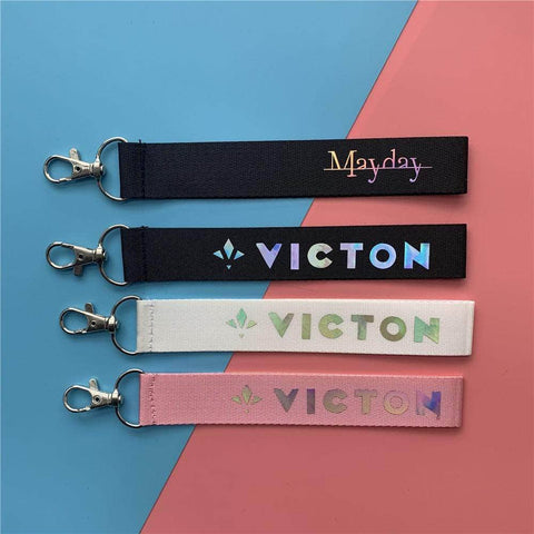 Official Kpop Merchandise Online 🥇 Keyring Victon Key Chains