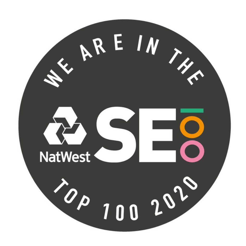 The top 100 social enterprises in UK announced (and we're one one of them!)