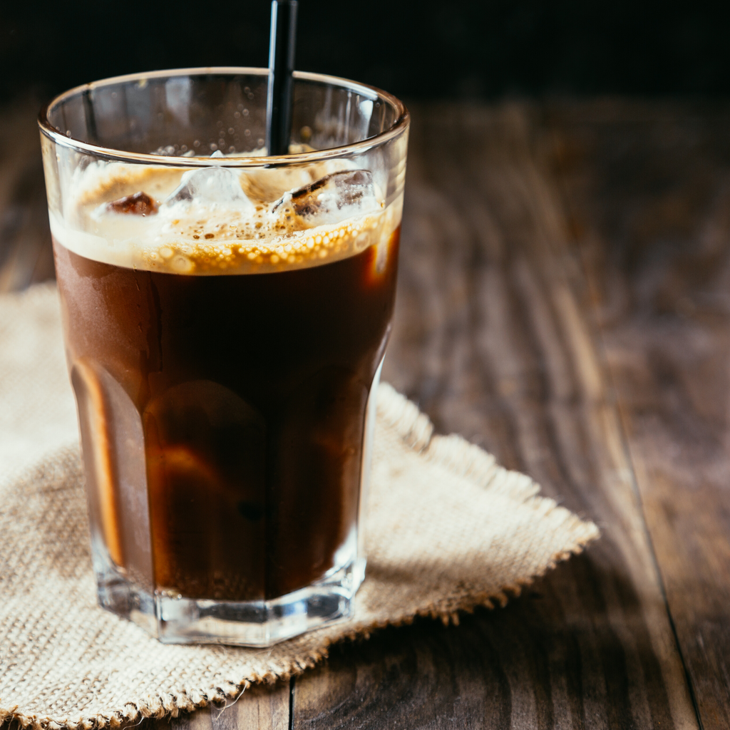 The Ultimate Iced Coffee