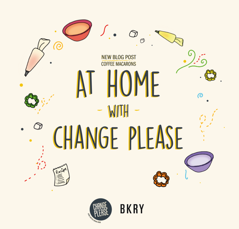 At Home with Change Please