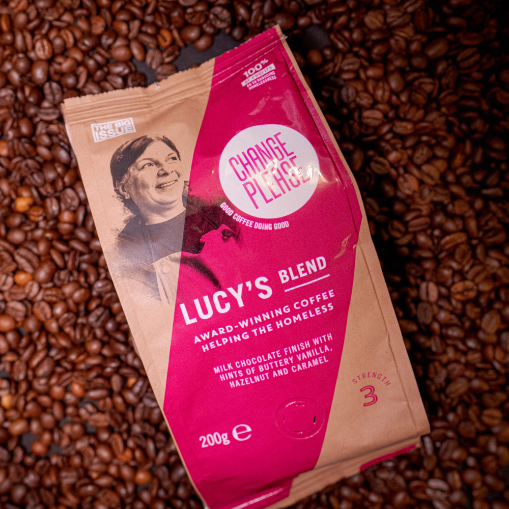 Lucy's Blend - 100% Arabica Wholebean - 200g