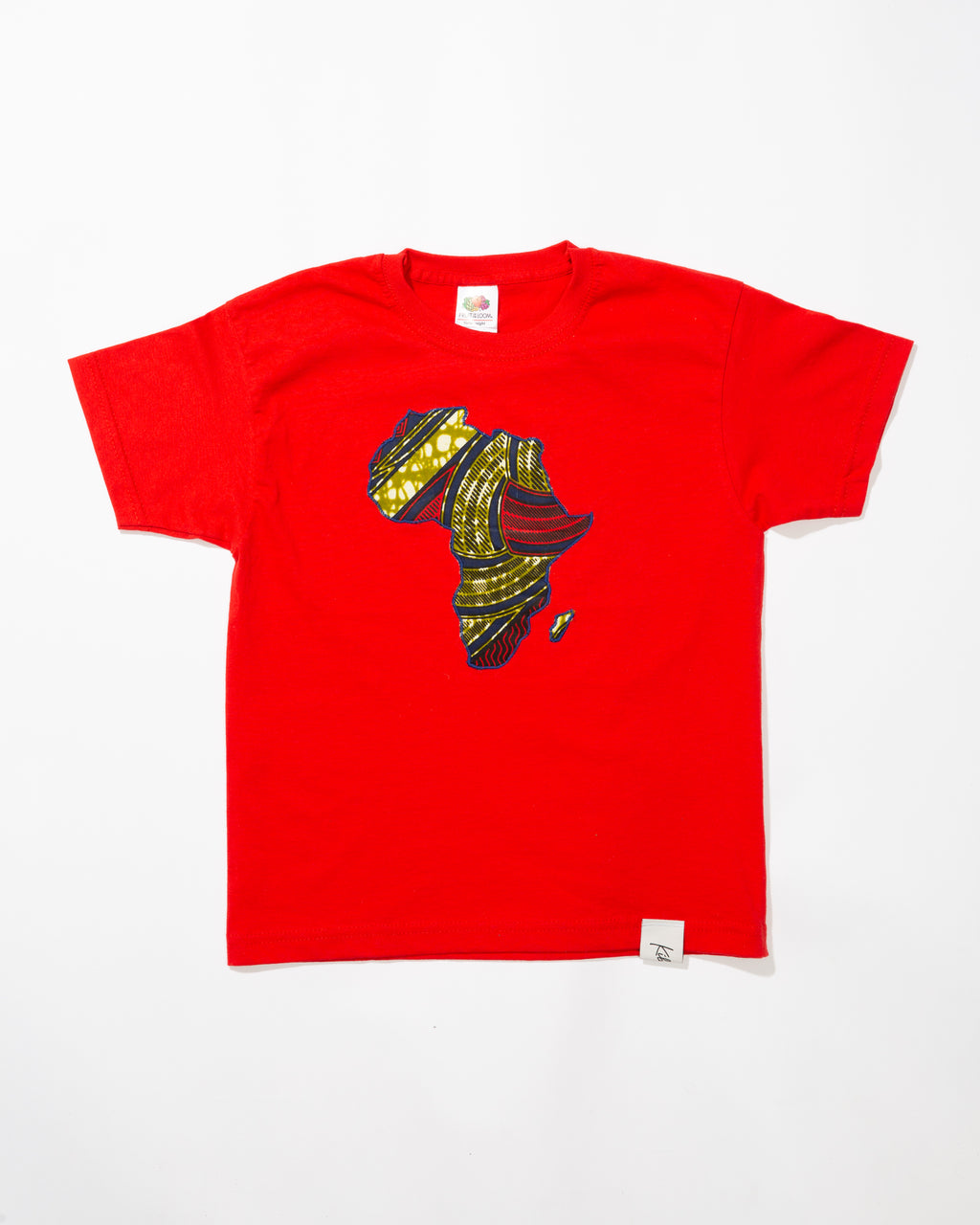 Child's Short Sleeve Africa T-Shirt