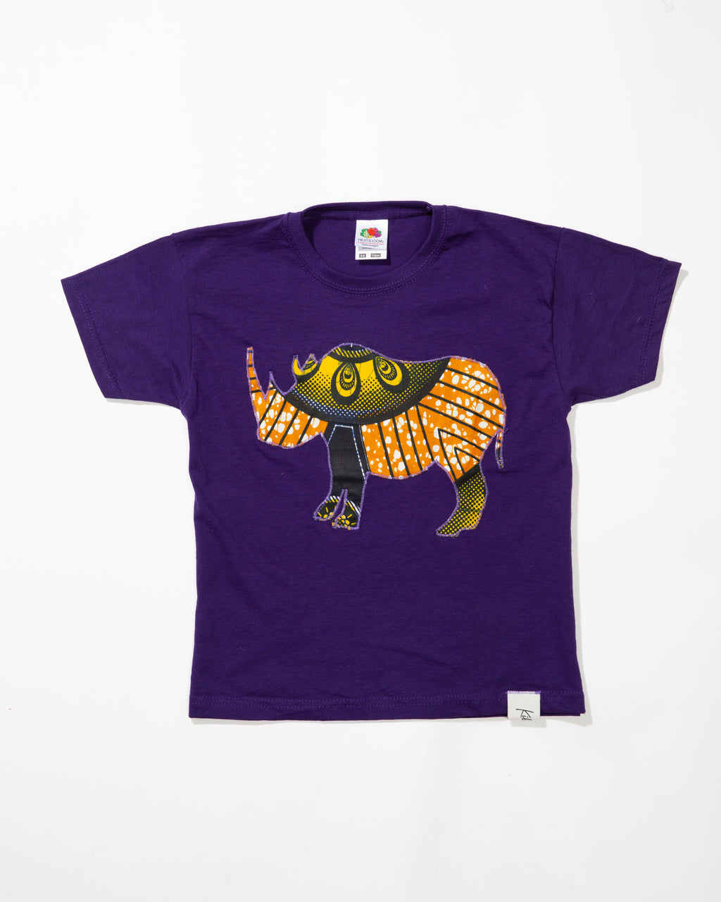Child's Short Sleeve Rhino T-Shirt