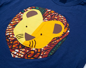 Child's Short Sleeve Lion T-Shirt
