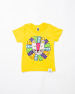 Child's Multi-color Lion T-Shirt