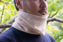 Load image into Gallery viewer, [cashmere_neck gaiter] - [altalun_name]