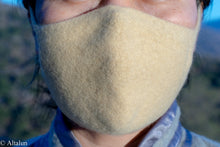 Load image into Gallery viewer, [felted_ cashmere face mask] - [designer_face mask] - [altalun_name_]