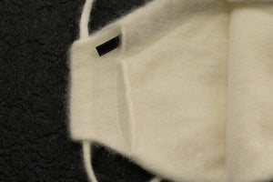 [felted_ cashmere face mask] - [nosewire_face mask] - [altalun_name_]