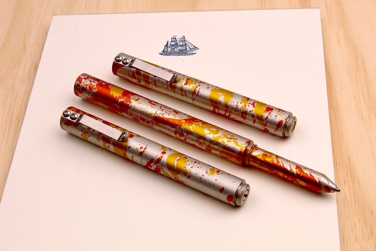 Limited Edition Multi Color Classic Ballpoint Pens