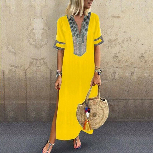 Summer Time Maxi Dress