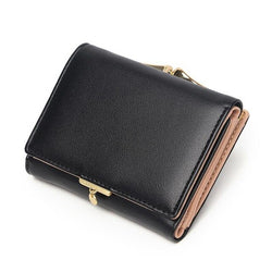 Too Much Coin Leather Wallet