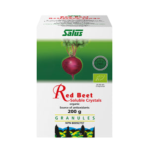 Salus Red Beet Crystals 200g