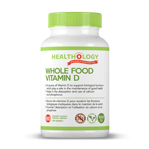 WHOLE FOOD VITAMIN D
