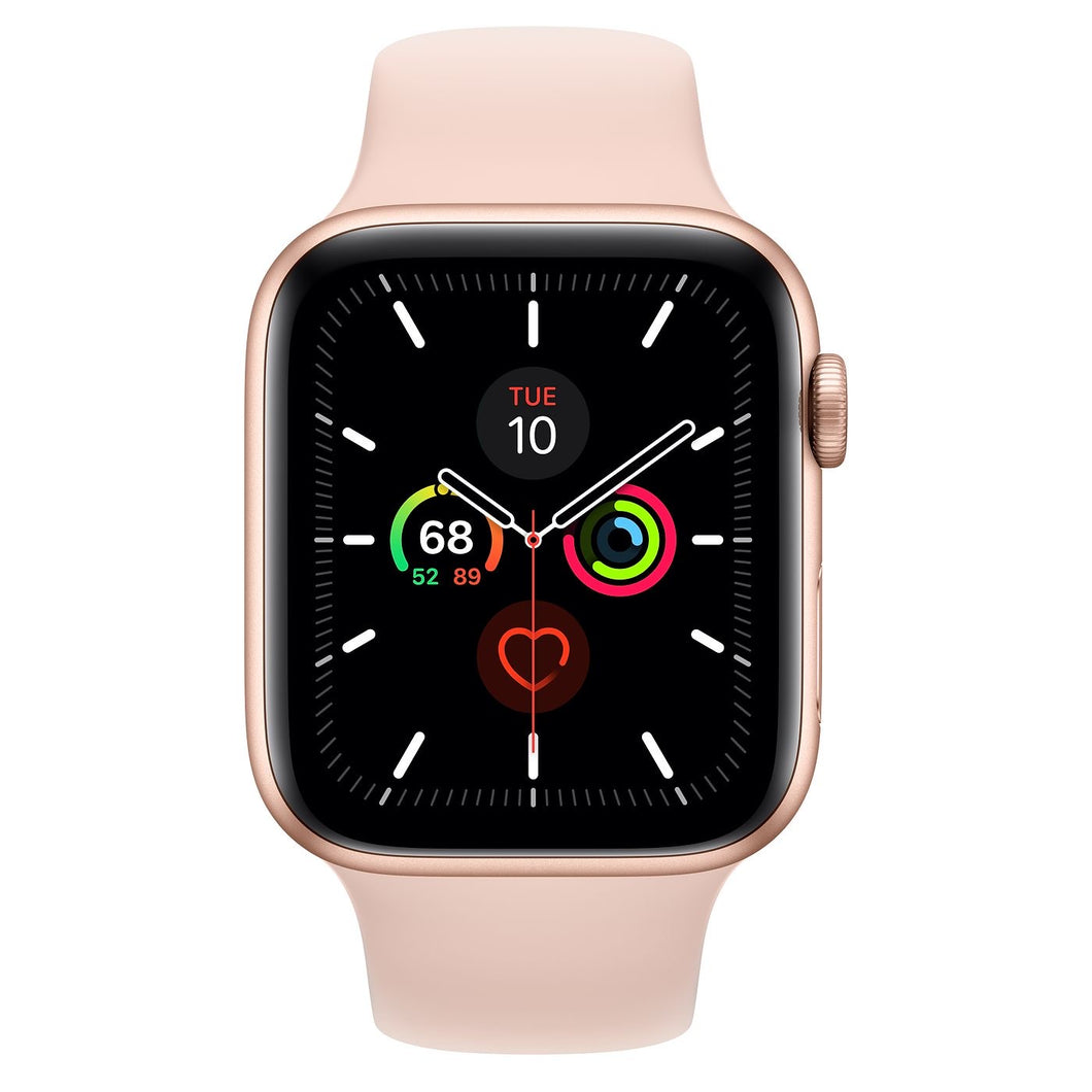 Apple Watch 6 Rose Gold ანალოგი 44mm